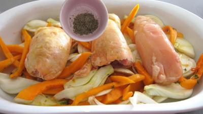 Poulet aux fenouils et butternut - 5.1