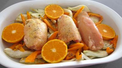 Poulet aux fenouils et butternut - 5.3