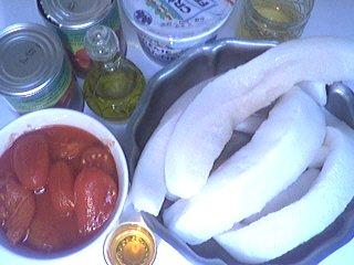 Ingrédients pour la recette : Seiches à la provençale