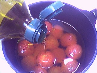 Tomates marinées pour l'apéritif - 3.1