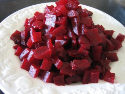 Salade de betterave rouge - 5.3