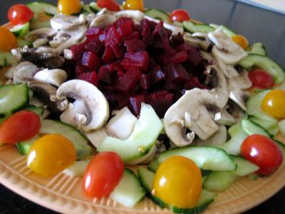 Salade de betterave rouge - 7.1