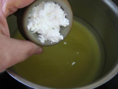 Gâteau de riz farci et sa salade de fruits - 9.4