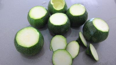 Courgettes farcies - 4.2