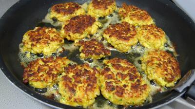Boulettes de saumon aux courgettes façon marocaine - 7.2
