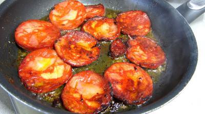 Broutes en purée au chorizo à la landaise - 6.3