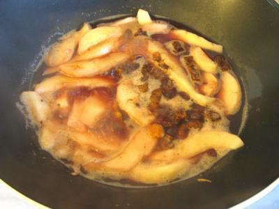 Poires aux épices façon chinoise - 3.4