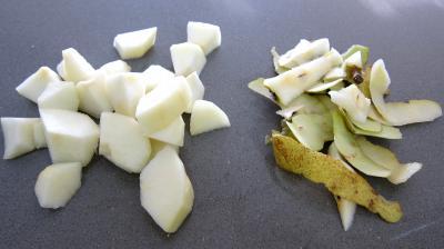 Sauté de poulet à la poire - 2.3