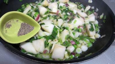 Sauté de poulet à la poire - 5.1