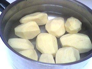 Galettes au jambon et pommes de terre - 2.2