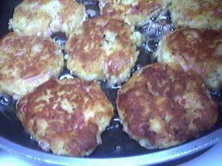 Galettes au jambon et pommes de terre - 6.3