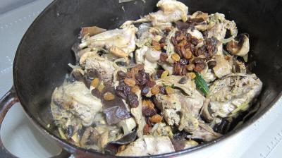 Lapin aux champignons - 8.2