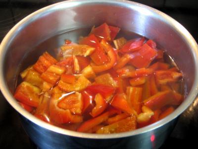 Purée de poivrons rouges - 3.2