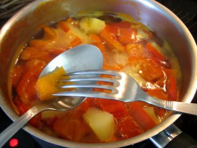 Purée de poivrons rouges - 4.1
