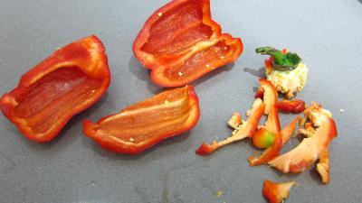 Salade de magret au Cantal - 2.2