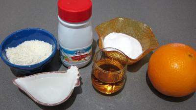 Ingrédients pour la recette : Crème au Grand Marnier
