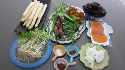 Ingrédients pour la recette : Cannellonis de saumon fumé