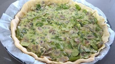 Tarte croustillante aux légumes - 8.1