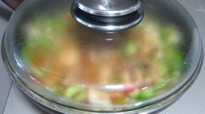Mijoté de poulet aux abricots - 7.3