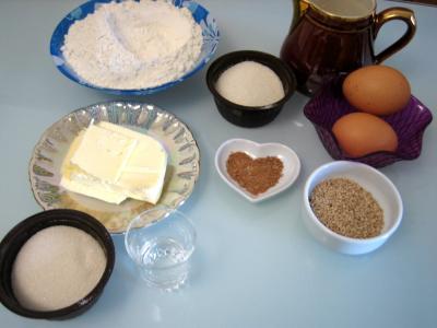 Ingrédients pour la recette : Tartelettes façon chinoise