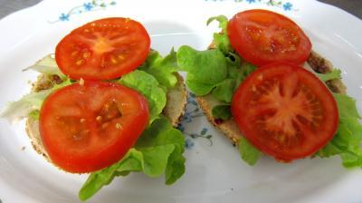 Bruschettas à la tomate - 6.3
