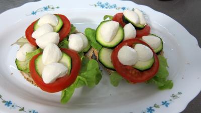 Bruschettas à la tomate - 7.1