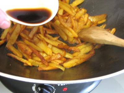 Frites façon chinoise - 6.3