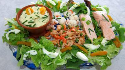 Salade de la mer - 4.1
