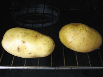Pommes de terre farcies à la ricotta - 1.2