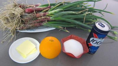 Ingrédients pour la recette : Confiture d'oignons rouges