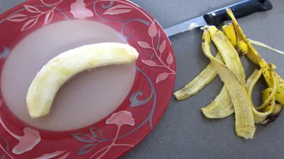 Bananes aux amandes - 1.4