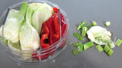Sole et légumes vapeur - 2.1