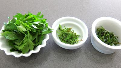Escalopes de dinde sauce aux morilles - 1.2