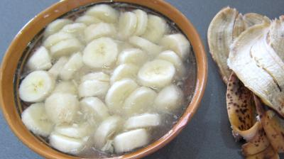 Crumble aux bananes - 1.2
