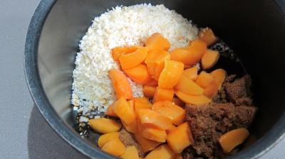 Crème abricots à la noix de coco - 1.4