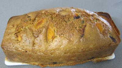 Cake aux abricots et aux myrtilles - 5.2