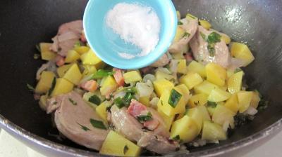 Filet mignon aux pommes de terre - 6.2