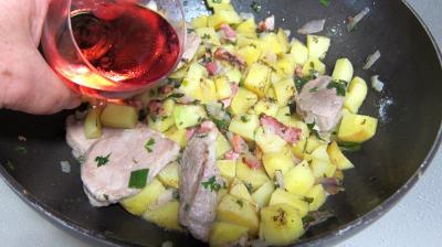 Filet mignon aux pommes de terre - 7.1