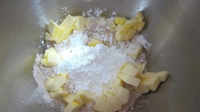 Pâte brisée sans gluten - 2.3