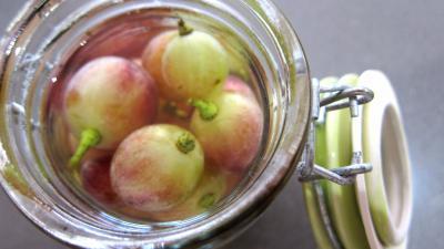 Raisins à l'eau de vie et épices - 5.4