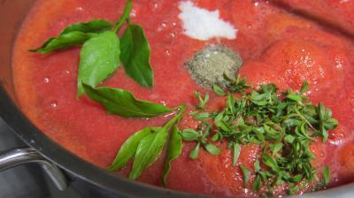 Conserves de tomates aux champignons - 7.2
