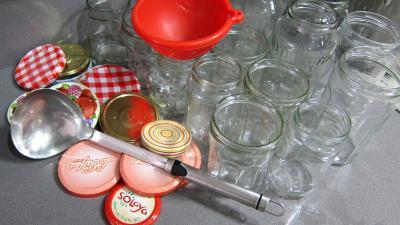 Conserves de tomates aux champignons - 8.3