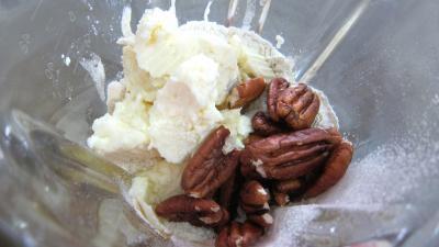 Clafoutis aux raisins et au brousse - 2.2