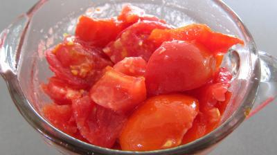 Conserve de sauce pizza aux olives - 4.3