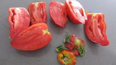 Tomates farcies aux crevettes - 2.1