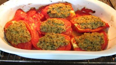 Tomates farcies aux crevettes - 6.1