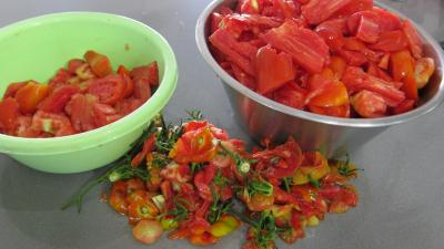Chutney aux tomates (conserves) - 4.4