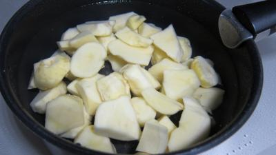 Purée de pommes de terre aux blettes - 3.3