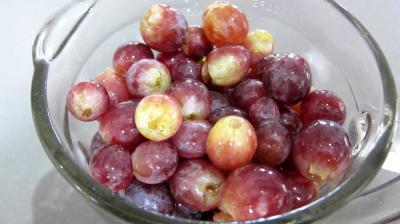 Chutney aux raisins frais - 2.4