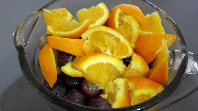 Chutney aux raisins frais - 3.2